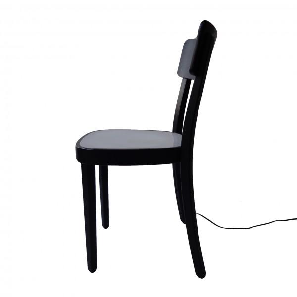 Horgen Glarus neonlight chair for Hidden