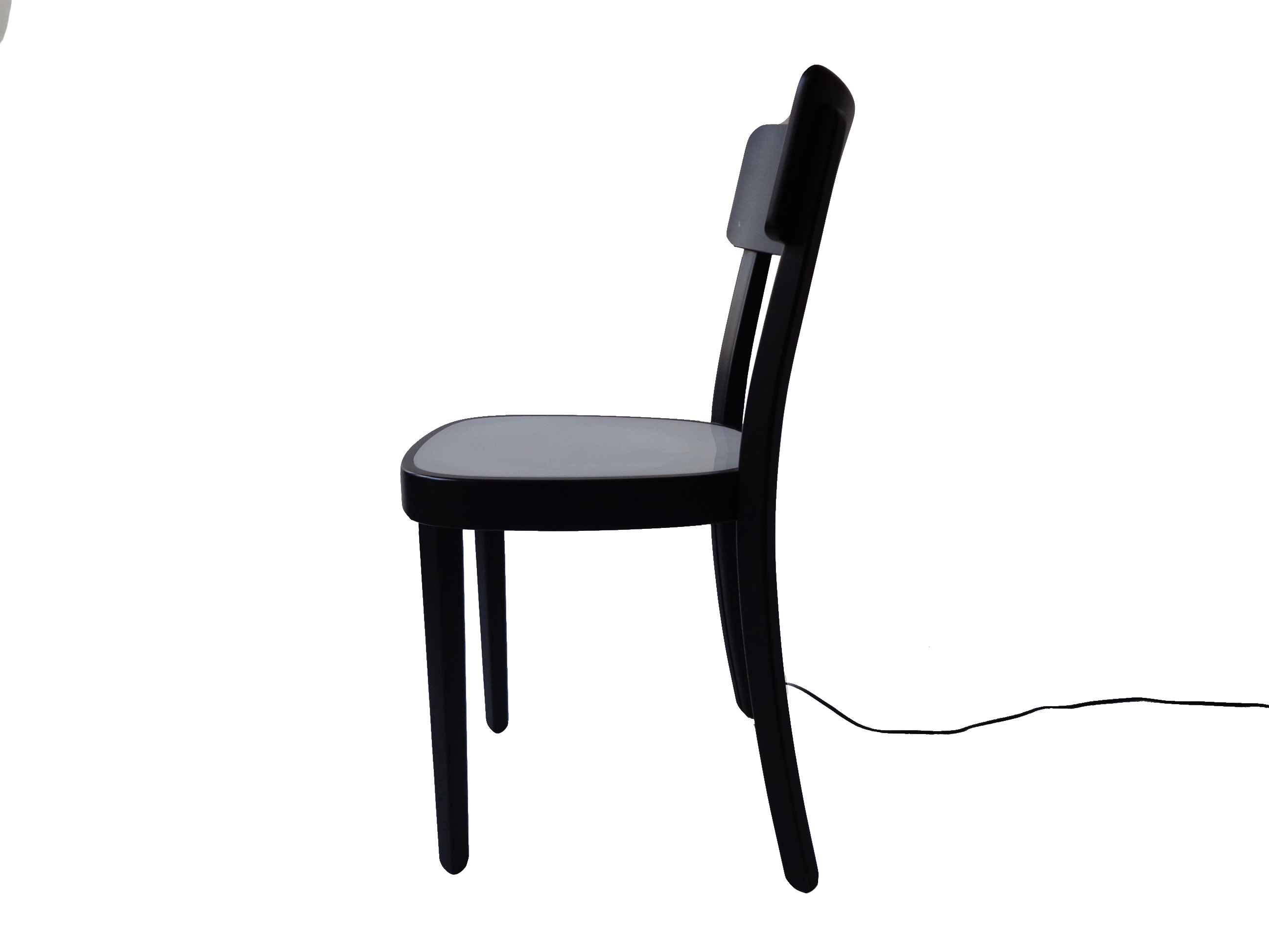 Horgen Glarus neonlight chair for Hidden