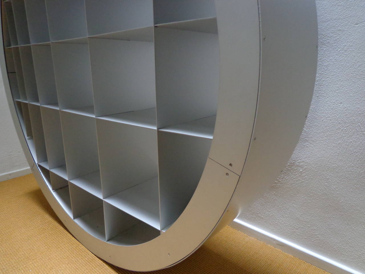 Ron Arad Bookcase Reinventing The Wheel