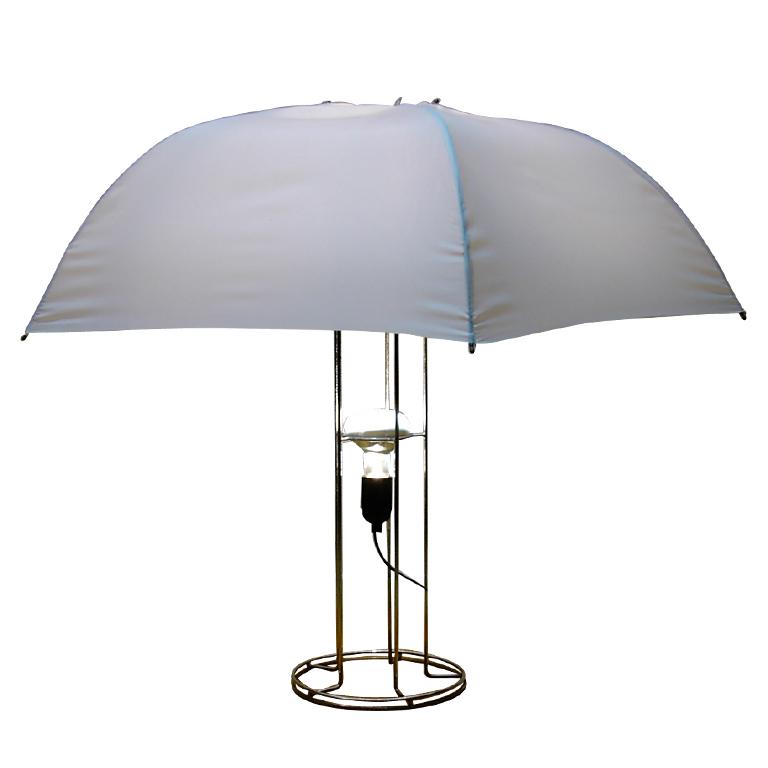 Gijs Bakker Umbrella lamp Droog design