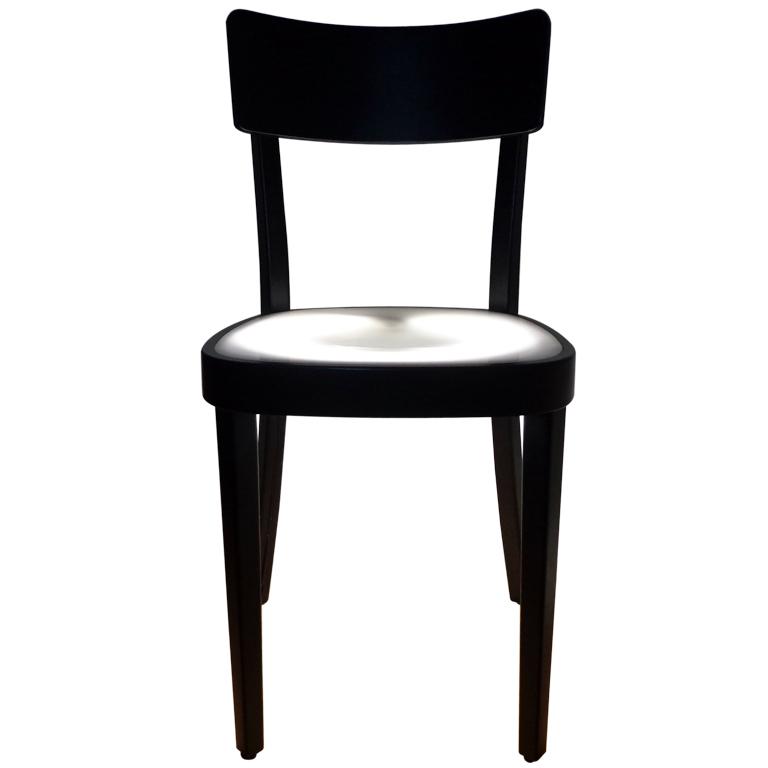 Horgen Glarus neonlight chair