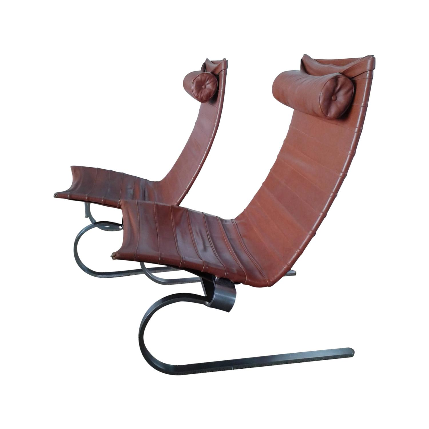 Poul Kjærholm PK 20 lounge chair