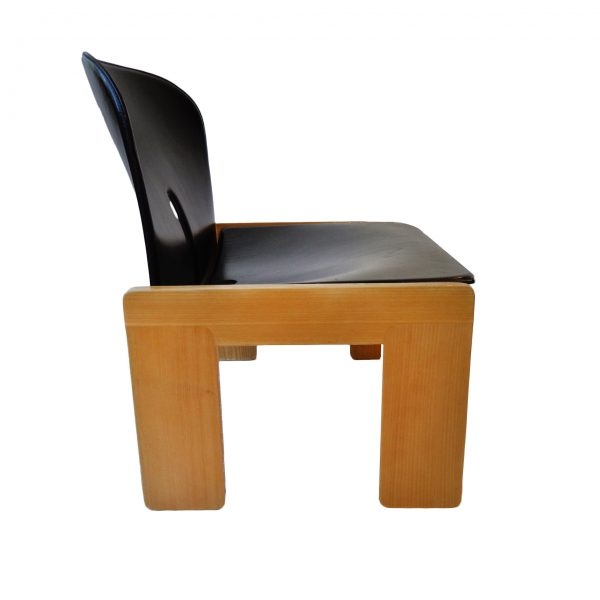Lounge chair by Afra and Tobia Scarpa, model 925 for Cassina