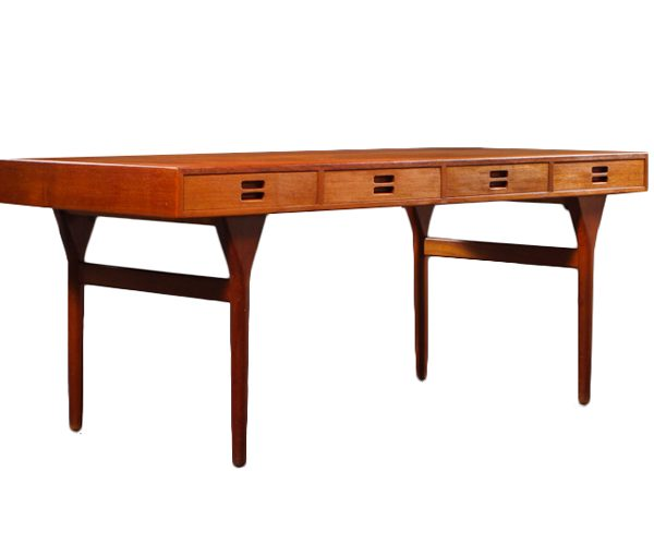 Nanna and Jørgen Ditzel teak Writing desk