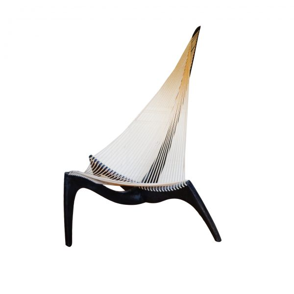 Jørgen Høvelskov Harp chair