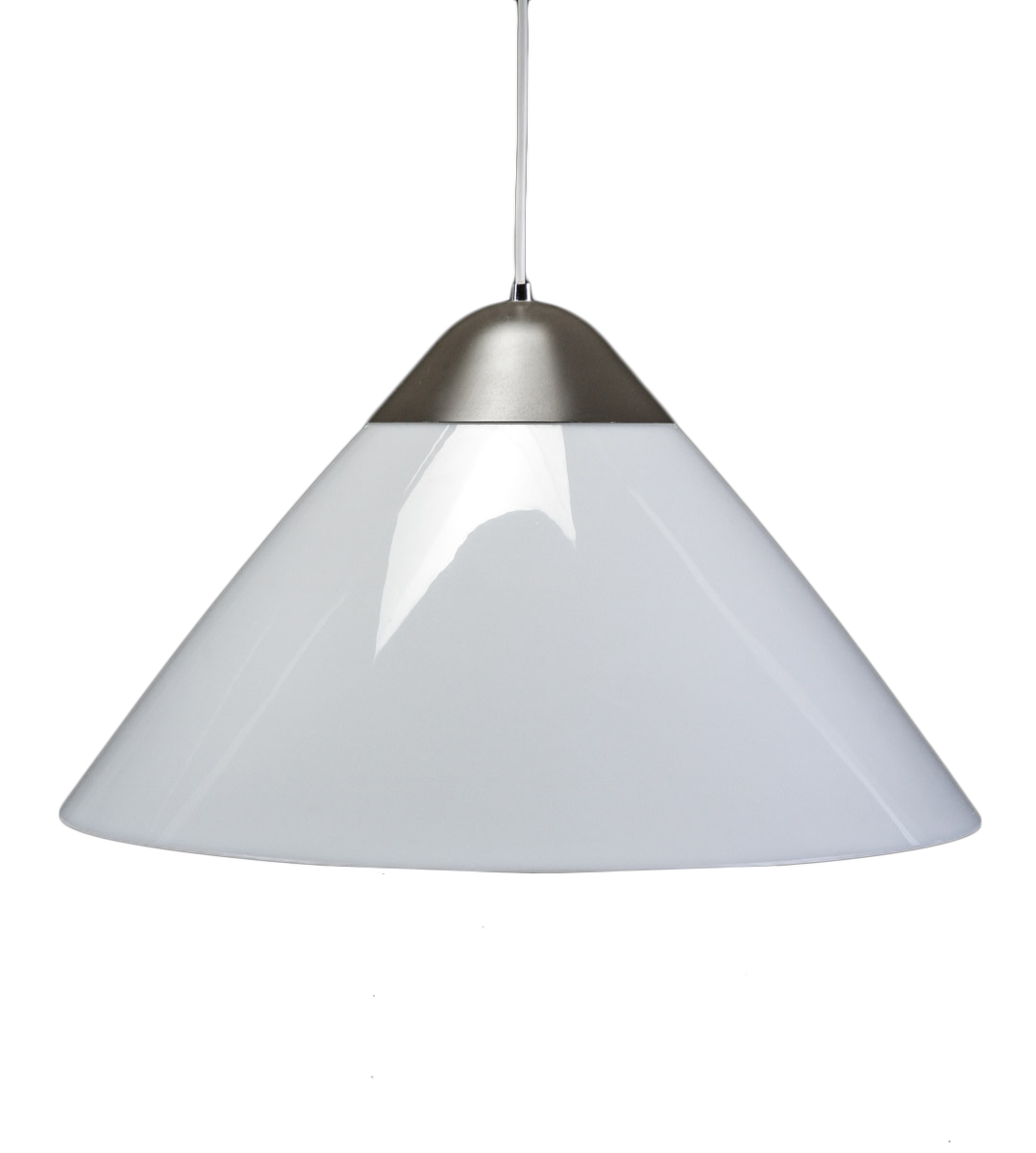 Hans Wegner Opala Largest Pendant-Chandelier for Louis Poulsen
