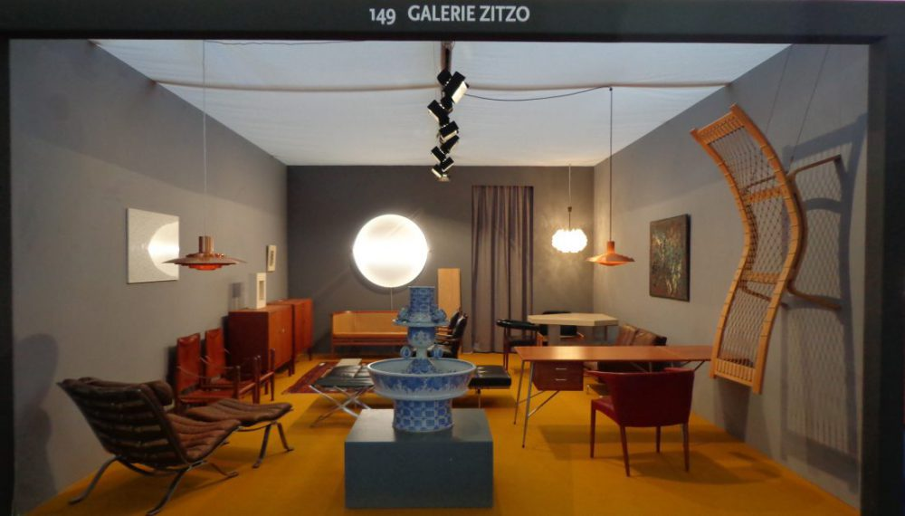 Zitzo at the PAN 2016 art and designfair Amsterdam