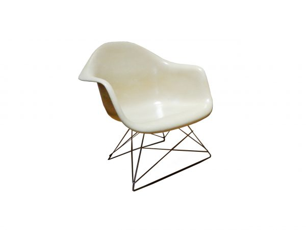 Charles and Ray Eames armchair LAR for Herman Miller