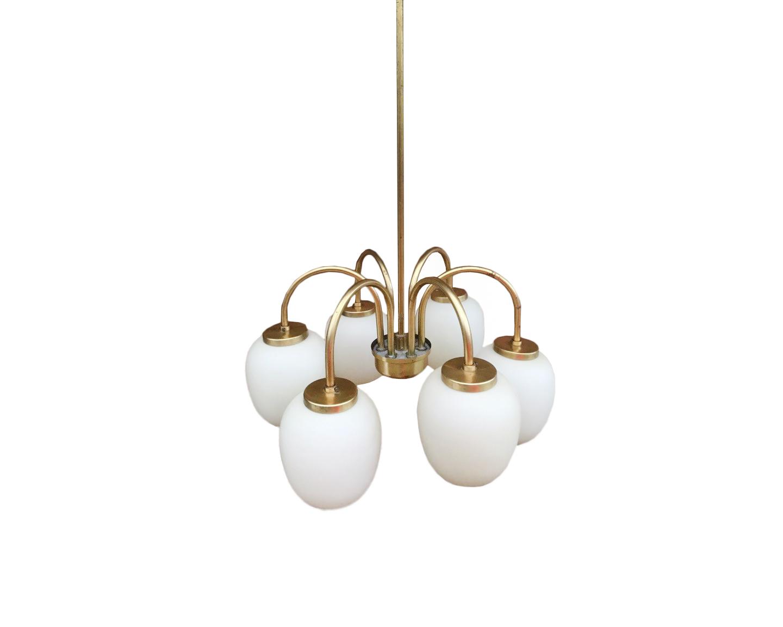 Bent Karlby chandelier