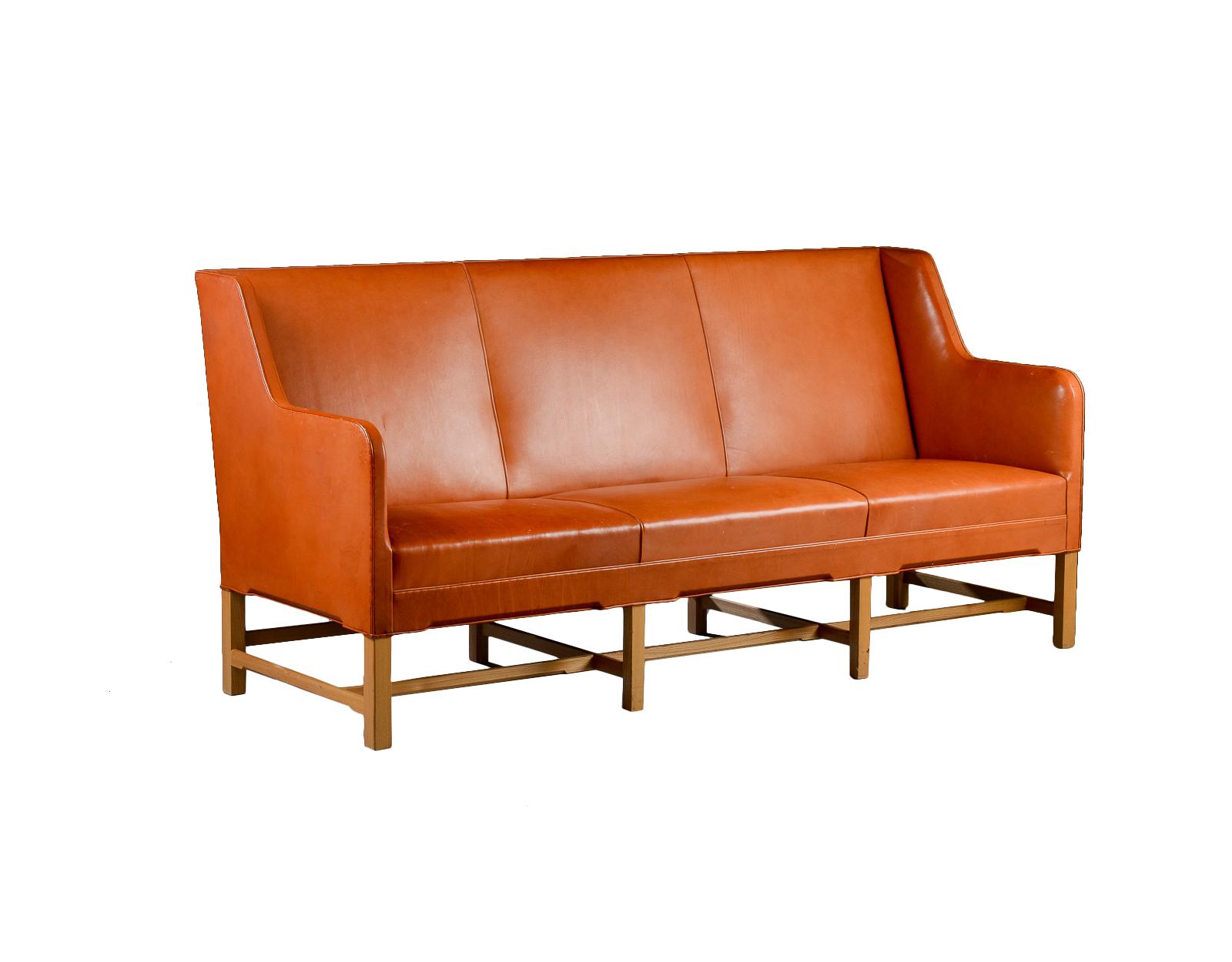 Kaare Klint three-seater sofa