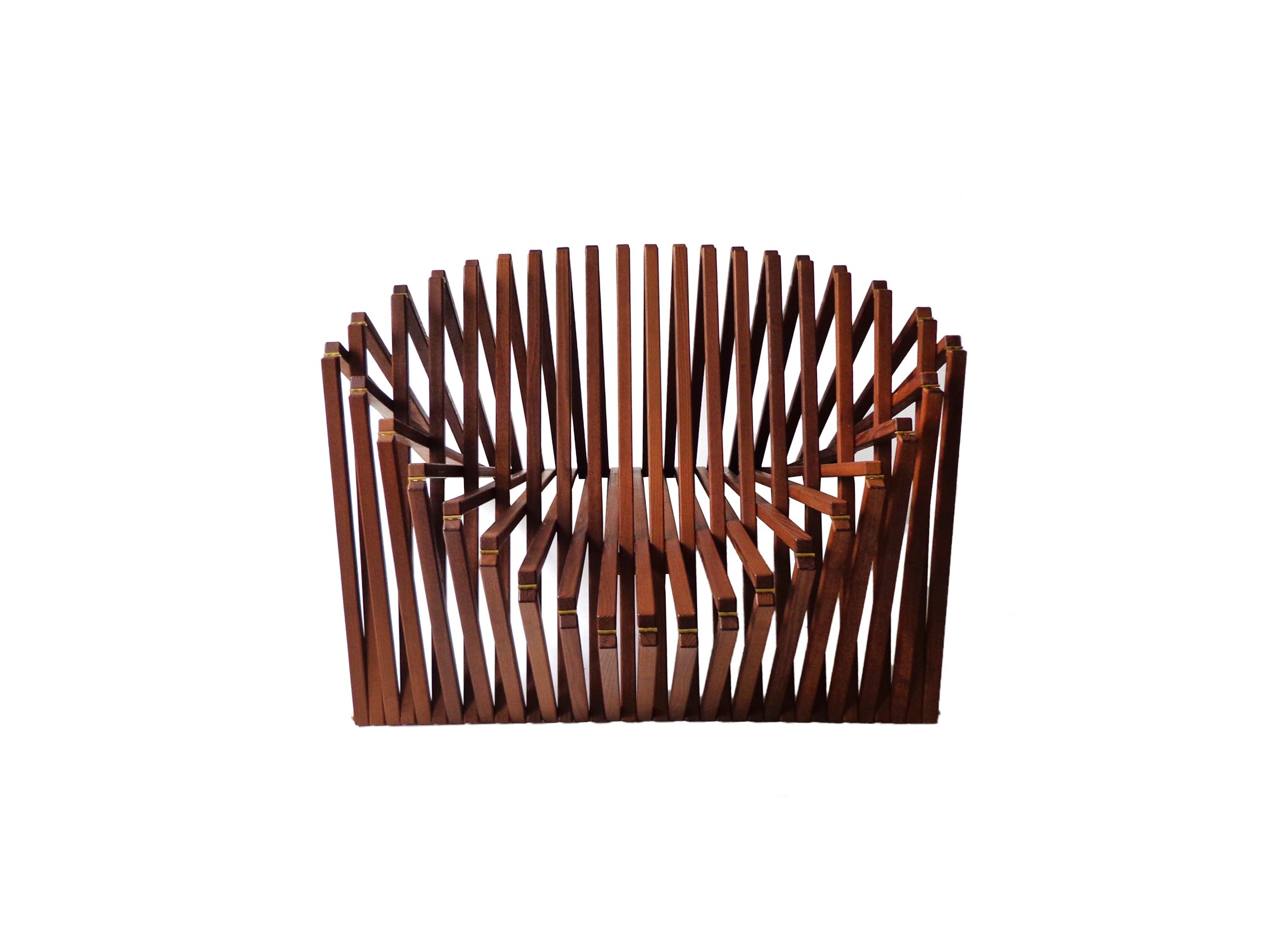 Robert van Embricqs, Rising Lounge armchair