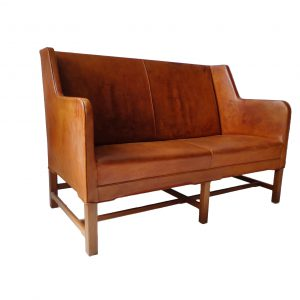 Kaare Klint two seater sofa model 5011