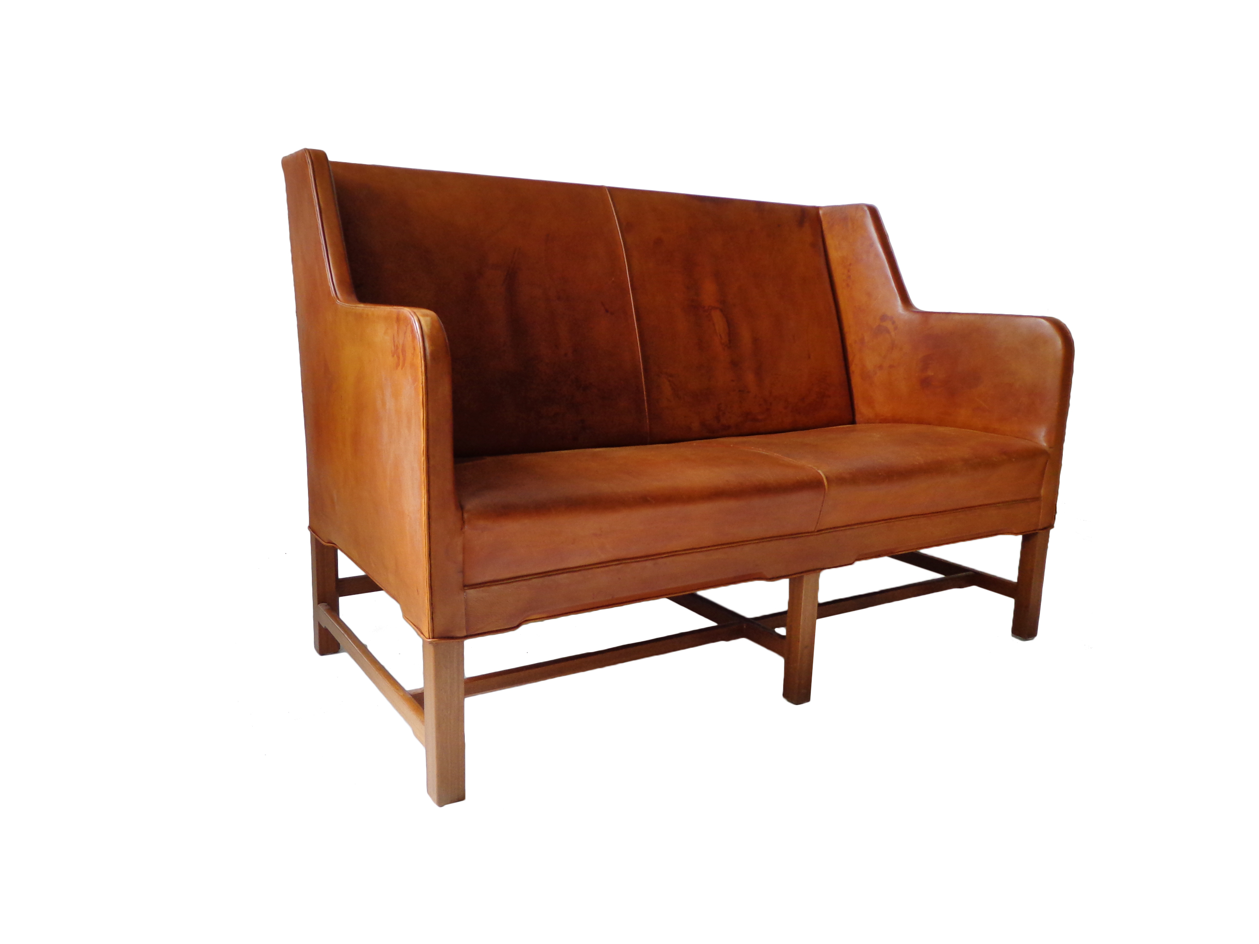Kaare Klint two-seater sofa