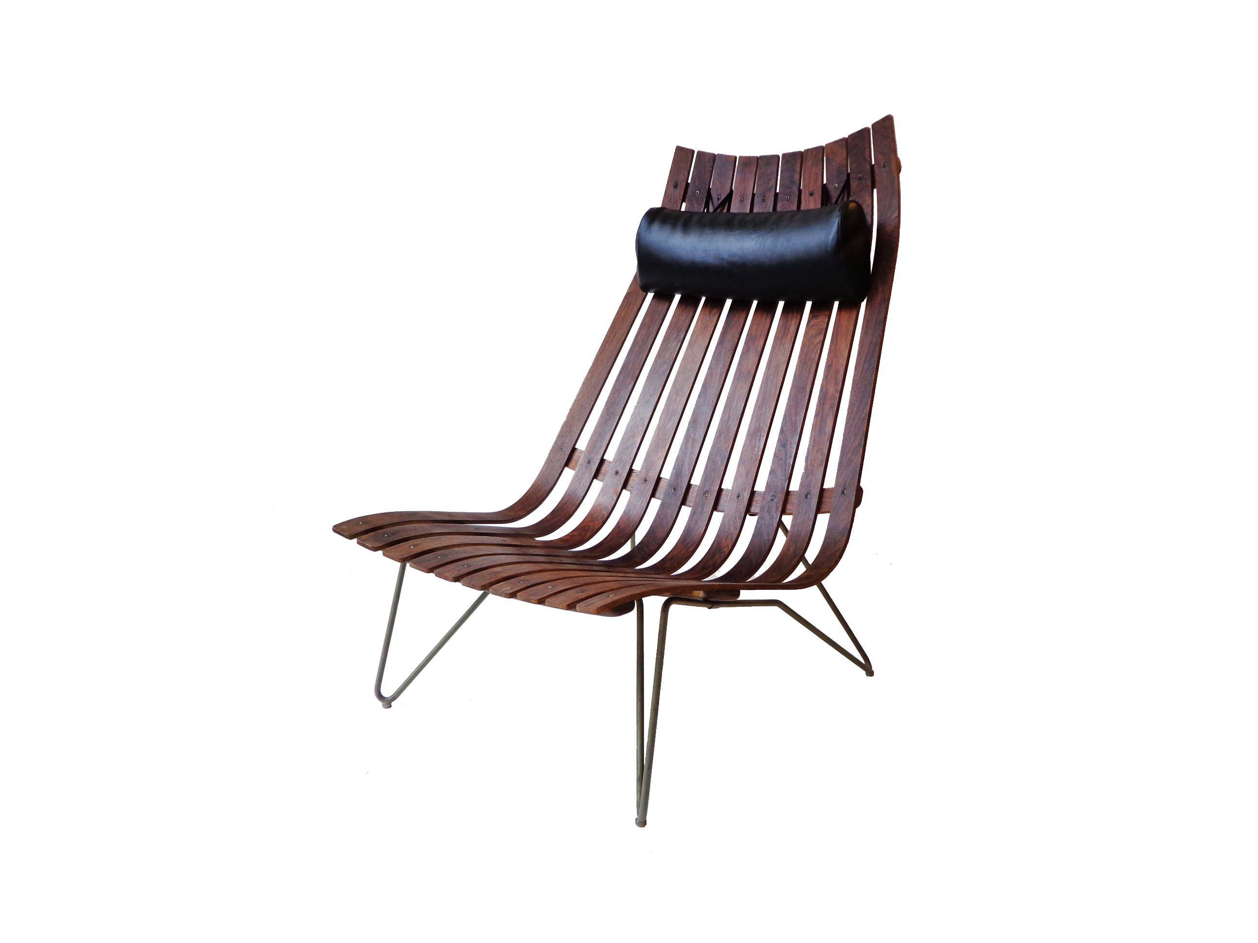 Hans Brattrud 'Scandia' Lounge Chair