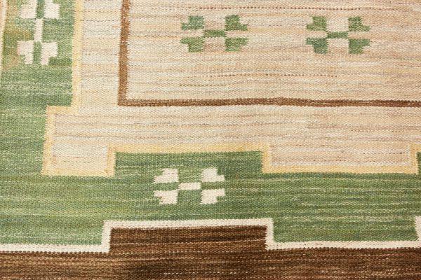 Swedish carpet in rölakan 1950s