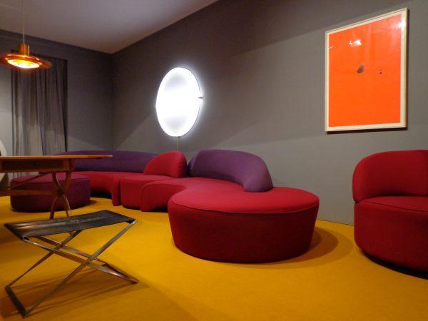 Aldo van den Nieuwelaar 'Circle' light for Nila lights